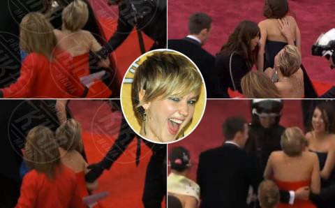 Jennifer Lawrence - Hollywood - 03-03-2014 - Sabrina Impacciatore & C., quando lo scivolone è epico
