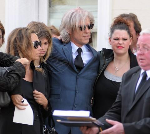 Fifi Geldof, Tiger Lily Hutchence Geldof, Jeanne Marine, Pixie Geldof, Peaches Geldof, Bob Geldof - Dublino - 31-08-2010 - Chiamiamolo strano: i buffi nomi dei pargoli vip