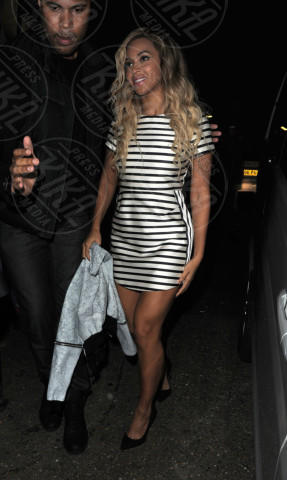 Beyonce Knowles - Londra - 07-03-2014 - Kelly Osbourne e January Jones: chi lo indossa meglio?