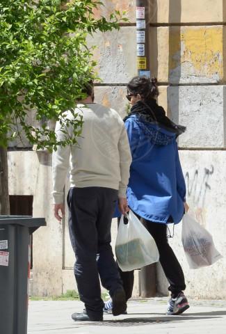 Giulia Bevilacqua - Roma - 05-05-2014 - Giulia Bevilacqua ha un nuovo fidanzato