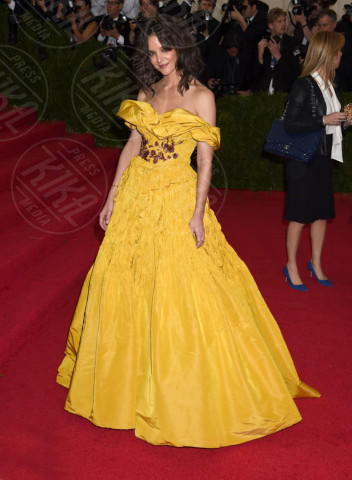Katie Holmes - New York - 05-05-2014 - MET Gala 2014: Le principesse sul red carpet