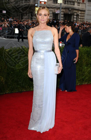 Diane Kruger - New York - 05-05-2014 - Vade retro abito! Le scelte al MET Gala 2014