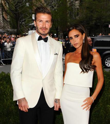 David Beckham, Victoria Beckham - New York - 05-05-2014 - Victoria Beckham: