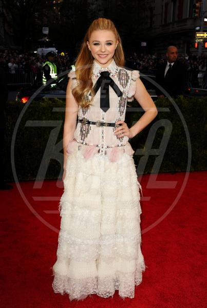 Chloe Grace Moretz - New York - 05-05-2014 - Kristen Stewart e Chloe Grace Moretz, bellezze a confronto
