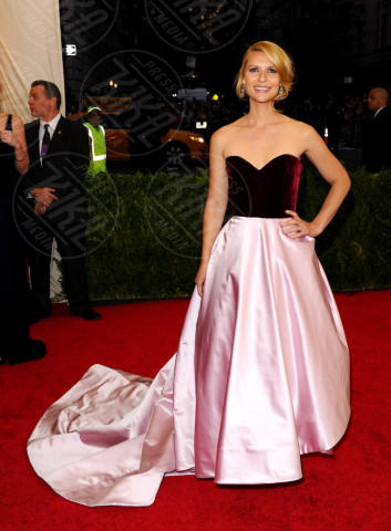 Claire Danes - New York - 05-05-2014 - MET Gala 2014: Le principesse sul red carpet