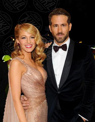 Blake Lively, Ryan Reynolds - New York - 05-05-2014 - Dani Alves sposo in segreto, ma quante star come lui!