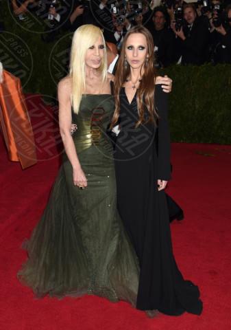 Allegra Versace, Donatella Versace - New York - 05-05-2014 - Allegra Versace, ecco come è cambiata