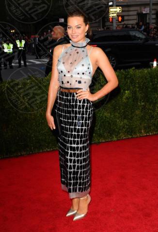 Margot Robbie - New York - 05-05-2014 - Vade retro abito! Le scelte al MET Gala 2014