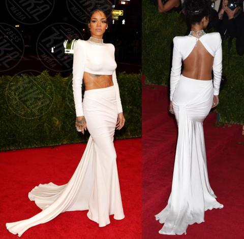 Rihanna - New York - 06-05-2014 - Vade retro abito! Le scelte al MET Gala 2014