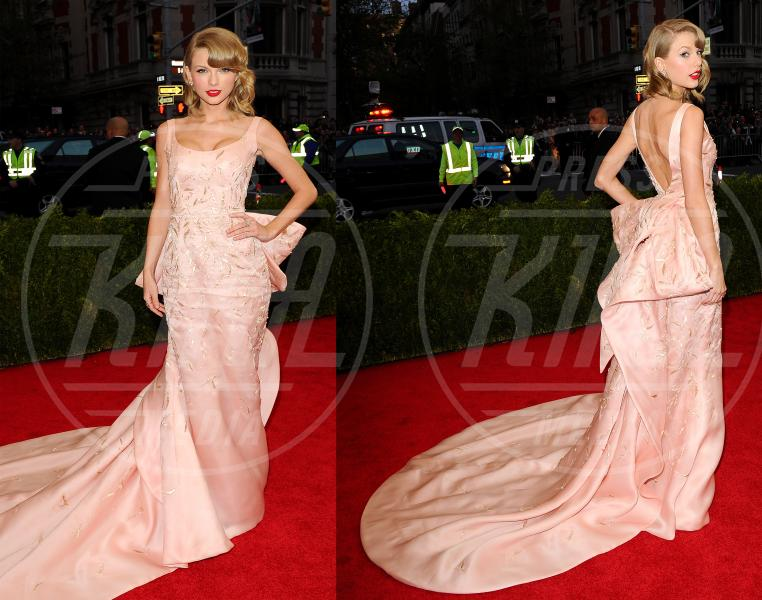 Taylor Swift - New York - 06-05-2014 - Vade retro abito! Le scelte al MET Gala 2014