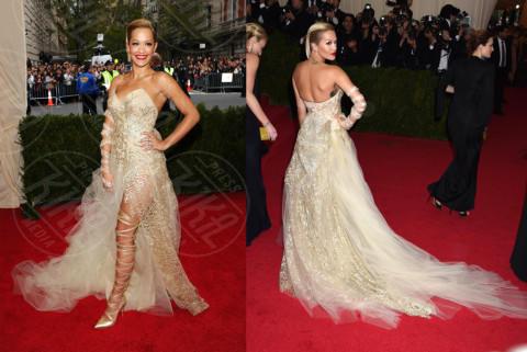 Rita Ora - New York - 06-05-2014 - Vade retro abito! Le scelte al MET Gala 2014