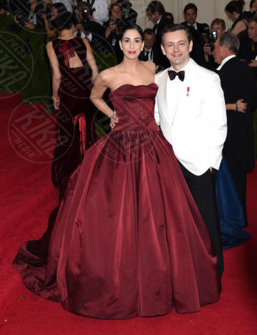Sarah Silverman, Michael Sheen - New York - 05-05-2014 - MET Gala 2014: Le principesse sul red carpet