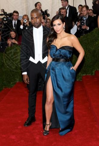 Kim Kardashian, Kanye West - New York - 05-05-2014 - Il cuore d'oro di Kim Kardashian e Kanye West