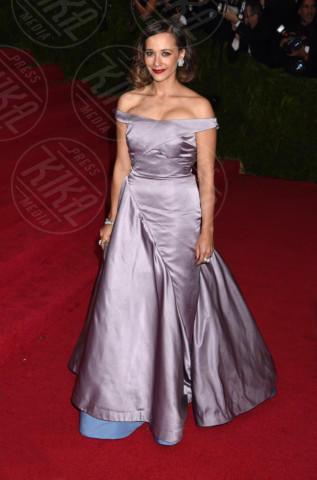 Rashida Jones - New York - 05-05-2014 - Ispirazione Cenerentola sul tappeto rosso