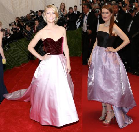 Julianne Moore, Claire Danes - 06-05-2014 - Claire Danes e Julianne Moore: chi lo indossa meglio?