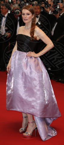 Julianne Moore - Cannes - 15-06-2013 - Julianne Moore, estro e fantasia sul red carpet