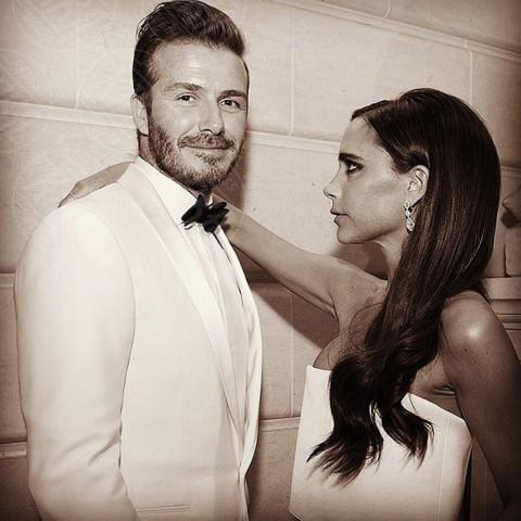 David Beckham, Victoria Beckham - 06-05-2014 - Cruz-Bardem & co: gli amori più romantici dello showbiz