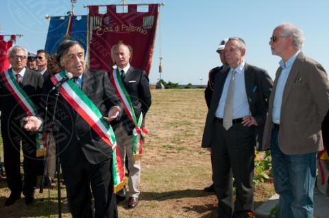 Leoluca Orlando, Toni Servillo - Palermo - 06-05-2014 - Giuseppe Tomasi uno scrittore da Oscar, parola di Toni Servillo