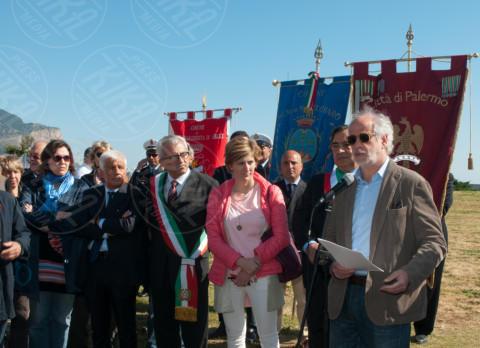 Francesco Giambrone, Agnese Ciulla - Palermo - 06-05-2014 - Giuseppe Tomasi uno scrittore da Oscar, parola di Toni Servillo