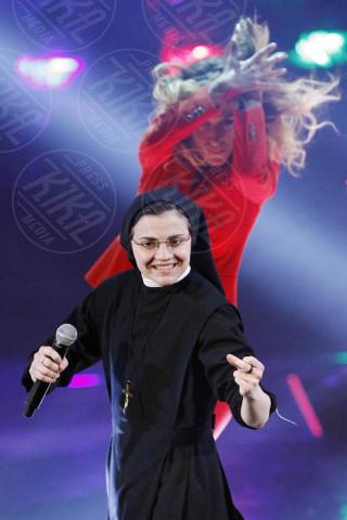 Suor Cristina Scuccia - Milano - 08-05-2014 - Suor Cristina Scuccia trionfa a The Voice of Italy