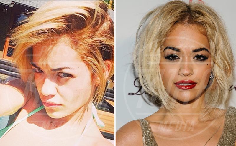 Rita Ora - Los Angeles - 29-10-2013 - Sexy anche senza un filo di trucco? Giudicate voi