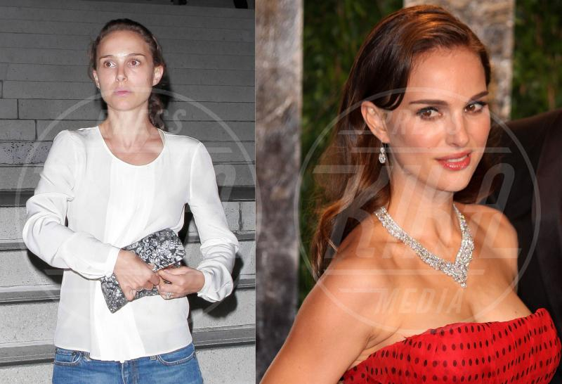 Natalie Portman - Los Angeles - 12-08-2012 - Doutzen Kroes, da angelo a diavolo per colpa del trucco