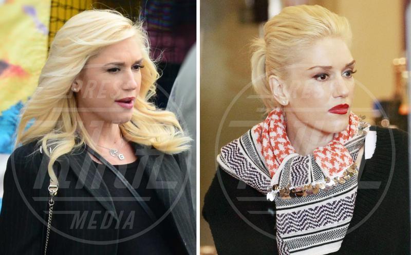 Gwen Stefani - Sexy anche senza un filo di trucco? Giudicate voi
