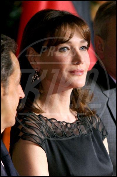Nicolas Sarkozy, Carla Bruni - Baden Baden - 03-04-2009 - Doutzen Kroes, da angelo a diavolo per colpa del trucco
