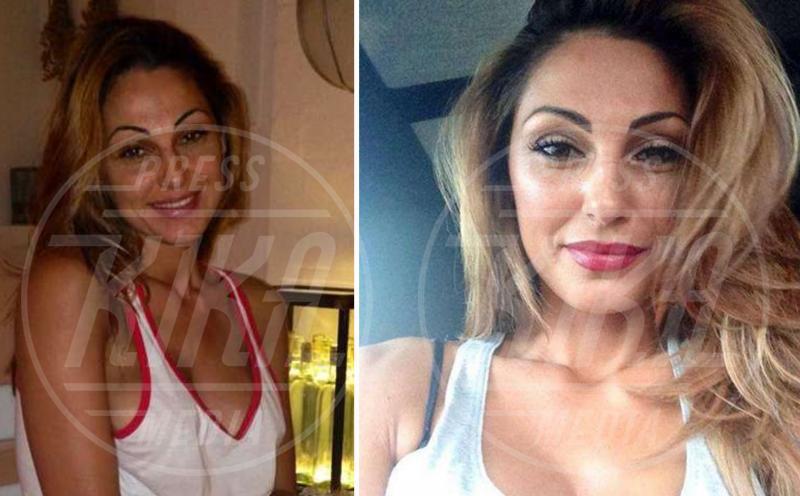 Anna Tatangelo - Los Angeles - 02-09-2013 - Sexy anche senza un filo di trucco? Giudicate voi