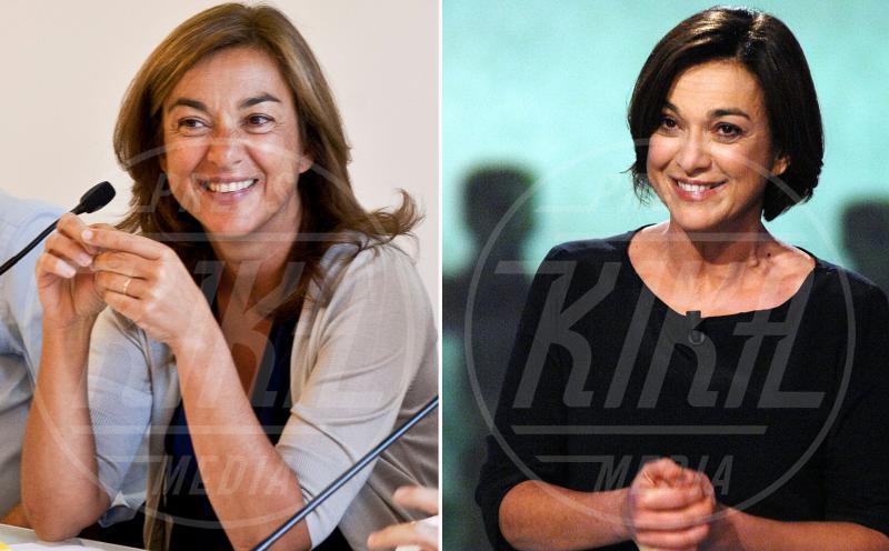 Daria Bignardi - Milano - 17-01-2014 - Sexy anche senza un filo di trucco? Giudicate voi