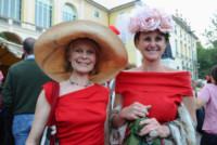 Orticola - Milano - 08-05-2014 - A Orticola 2014 sfilano i copricapi più colorati di Milano