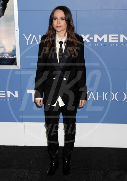 Ellen Page - New York - 11-05-2014 - Le celebrities in rosa vogliono i pantaloni