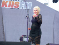 Christina Aguilera - Los Angeles - 10-05-2014 - Spears-Aguilera finiscono in un giro di spaccio di droga