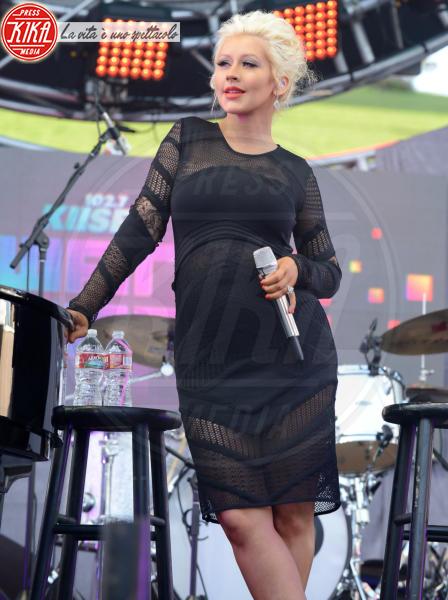 Christina Aguilera - Los Angeles - 10-05-2014 - Chiamiamolo strano: i buffi nomi dei pargoli vip