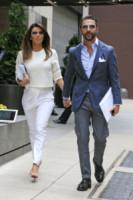 José Antonio Baston, Eva Longoria - New York - 10-05-2014 - Eva Longoria ha sposato Josè Antonio Baston
