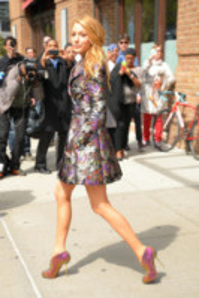 Blake Lively - New York - 07-05-2014 - Blake Lively e Shailene Woodley: chi lo indossa meglio?