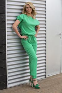 Eleonora Daniele - Roma - 12-05-2014 - Verde acqua, turchese, azzurro Tiffany: i colori dell'estate