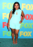 Mindy Kaling - New York - 13-05-2014 - Verde acqua, turchese, azzurro Tiffany: i colori dell'estate