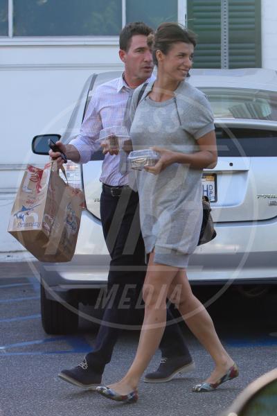 Brian Perri, Elisabetta Canalis - Los Angeles - 12-05-2014 - Elisabetta Canalis ha perso il bambino che portava in grembo