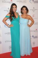 Alina Peralta, Maria Bravo - Parigi - 12-05-2014 - Verde acqua, turchese, azzurro Tiffany: i colori dell'estate