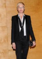 Ellen Barkin - New York - 14-05-2014 - Donne con le gonne? No: con la cravatta!