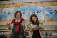 Fulvio Pierangelini, Elisa Fuksas - 13-05-2014 - Leggere, che passione! Anche le star lo fanno!