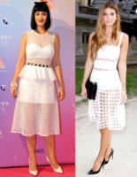 Bianca Brandolini d'Adda, Katy Perry - 14-05-2014 - Katy Perry e Bianca Brandolini d'Adda: chi lo indossa meglio?