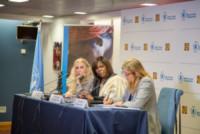 Ertharin Cousin, Franca Sozzani - Roma - 14-05-2014 - Franca Sozzani ambasciatrice WFP contro la fame nel mondo