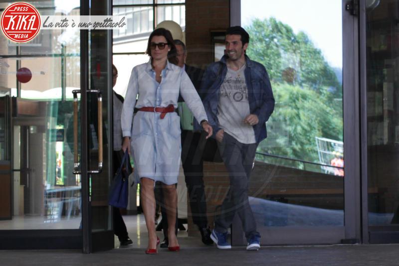 Gianluigi Buffon, Alena Seredova - Torino - 14-05-2014 - Alena Seredova, addio alla casa dove ha vissuto con Buffon