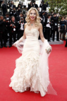 Valeria Marini - Cannes - 14-05-2014 - Cannes 2014: Nicole Kidman una principessa sul primo red carpet