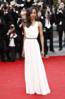 Zoe Saldana - Cannes - 14-05-2014 - Cannes 2014: Nicole Kidman una principessa sul primo red carpet