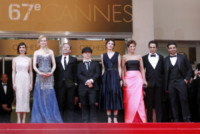 Olivier Dahan, Paz Vega, Jeanne Balibar, Tim Roth, Nicole Kidman - Cannes - 14-05-2014 - Cannes 2014: Nicole Kidman una principessa sul primo red carpet