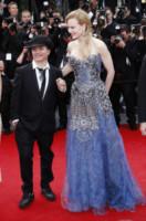Olivier Dahan, Nicole Kidman - Cannes - 14-05-2014 - Cannes 2014: Nicole Kidman una principessa sul primo red carpet