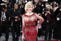 Jane Fonda - Cannes - 14-05-2014 - Cannes 2014: Nicole Kidman una principessa sul primo red carpet